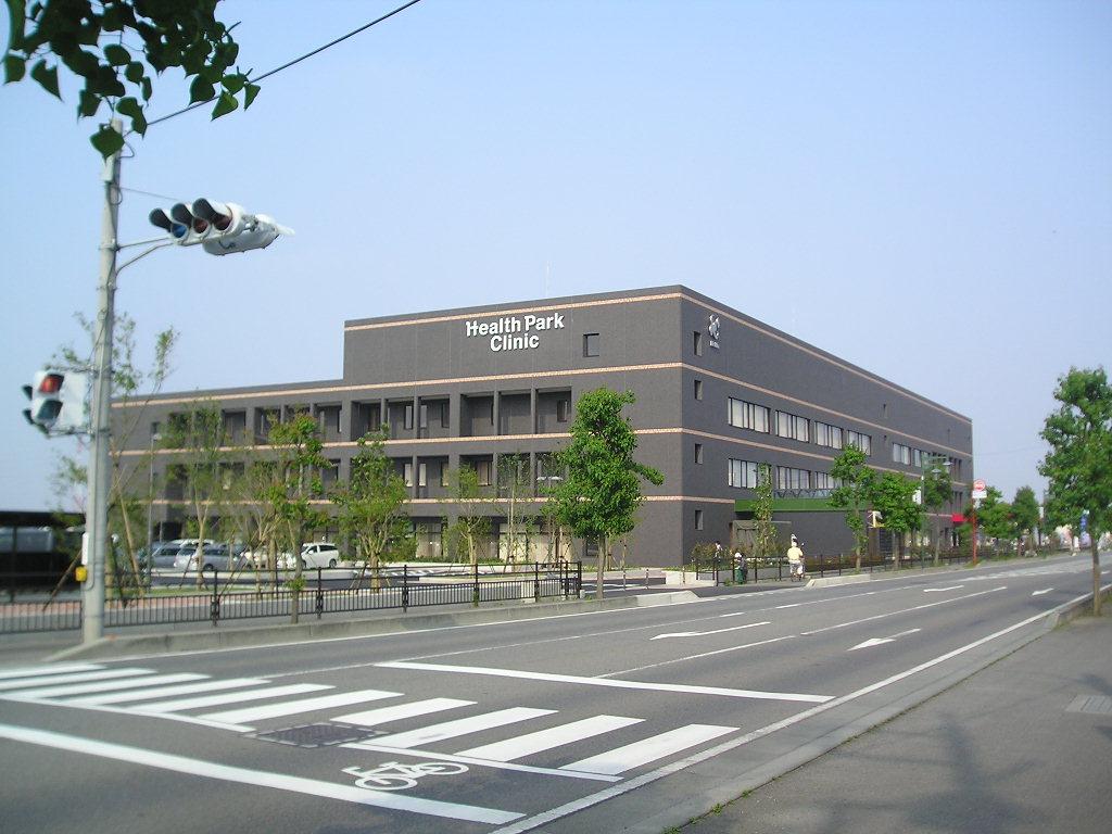 黒澤病院付属外来・検診棟新築工事
