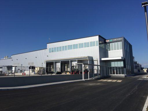 日本クッカリー㈱伊勢崎工場新築工事
