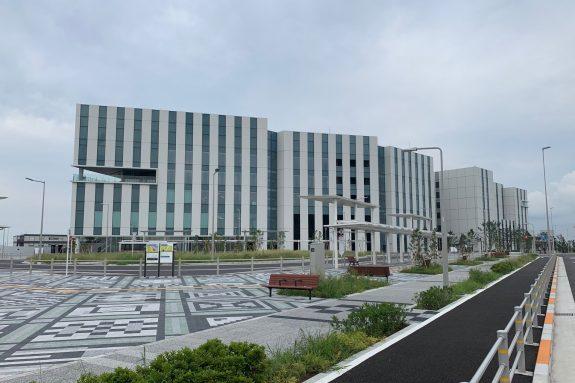 羽田空港第1ゾーン整備事業