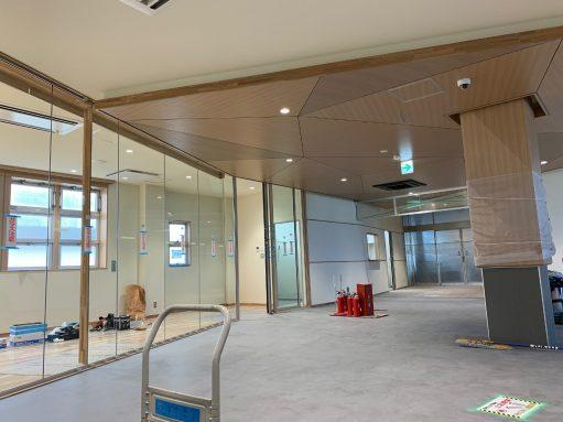 本庄駅南口複合施設改修工事